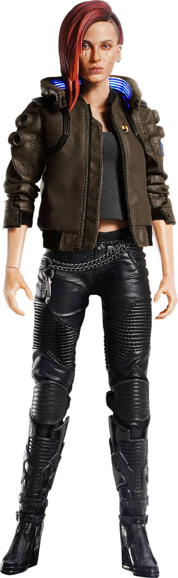Cyberpunk 2077 figurine v female 30 cm77778896459 2 1