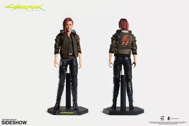 Cyberpunk 2077 figurine v female 30 cm77778896459 3 1