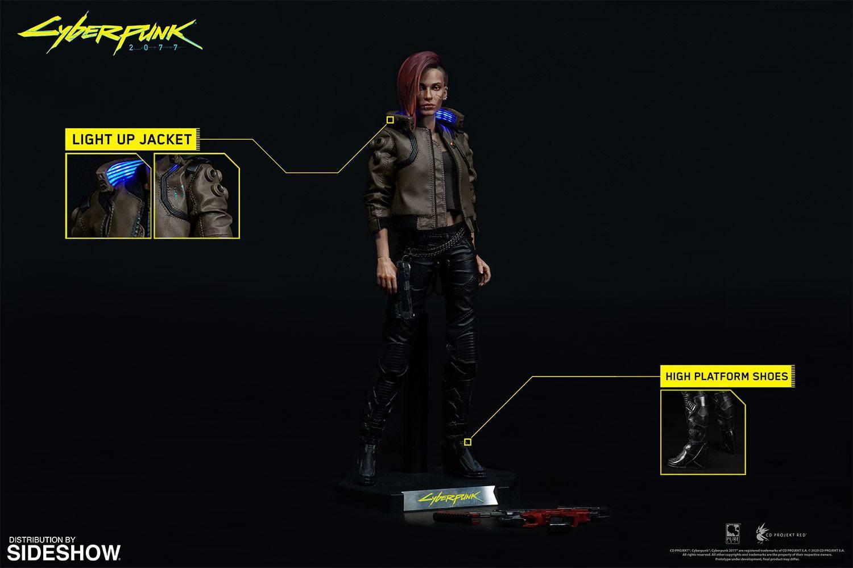 Cyberpunk 2077 figurine v female 30 cm77778896459 4 1