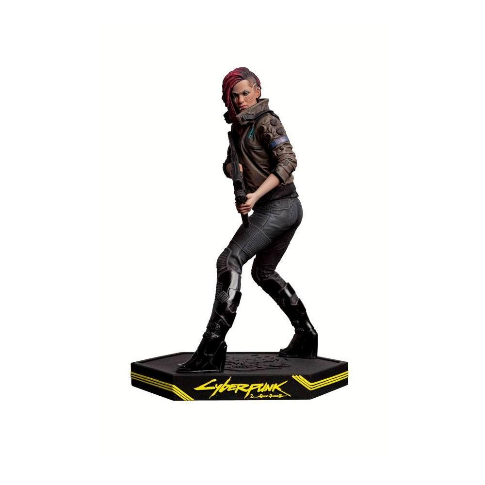 Cyberpunk 2077 statuette pvc female v 22 cm 1 1