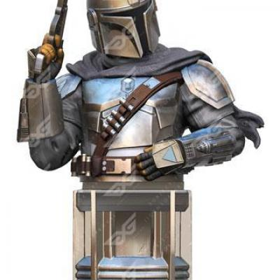 Star Wars The Mandalorian Cable Guy The Mandalorian 20 cm - ENDOMMAGE