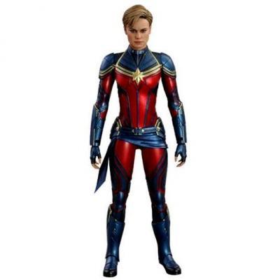 Avengers: Endgame figurine Movie Masterpiece Series PVC 1/6 Captain Marvel 29 cm
