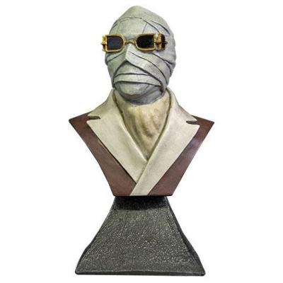 Universal Monsters buste mini The Invisible Man 15 cm