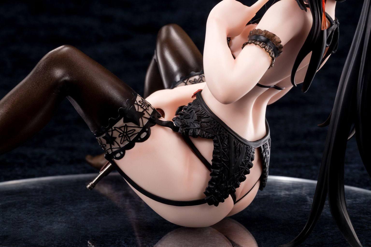 Date a live statuette tokisaki kurumi zafukyel tamer s relaxation 22 cm 4