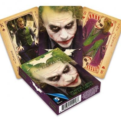 DC Comics jeu de cartes à jouer Joker (Heath Ledger)