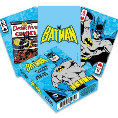 DC Comics jeu de cartes à jouer Retro Batman