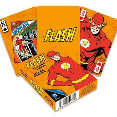DC Comics jeu de cartes à jouer Retro Flash