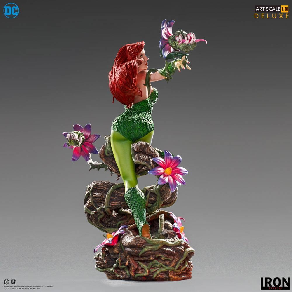 Dc comics statuette 110 art scale poison ivy by ivan reis 20 cm 4