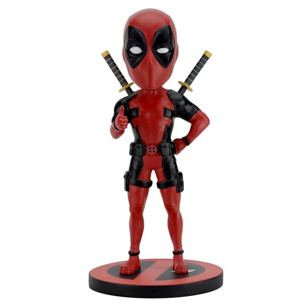 Deadpool bobbles head figurine neca 2