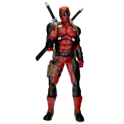 Deadpool replique taille reelle neca