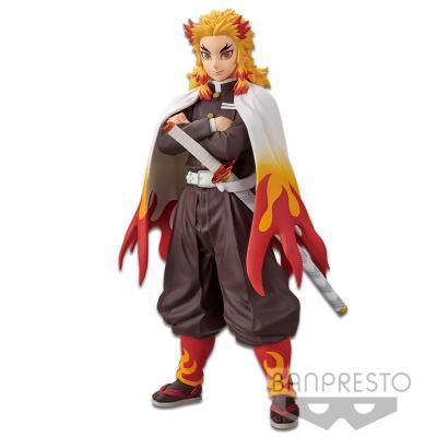 Demon Slayer Kimetsu no Yaiba statuette PVC Kyojuro Rengoku 17 cm