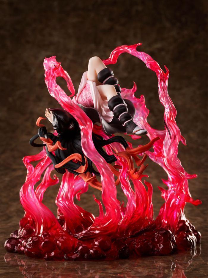 Demon slayer statue suukoo toys figurine collection 4
