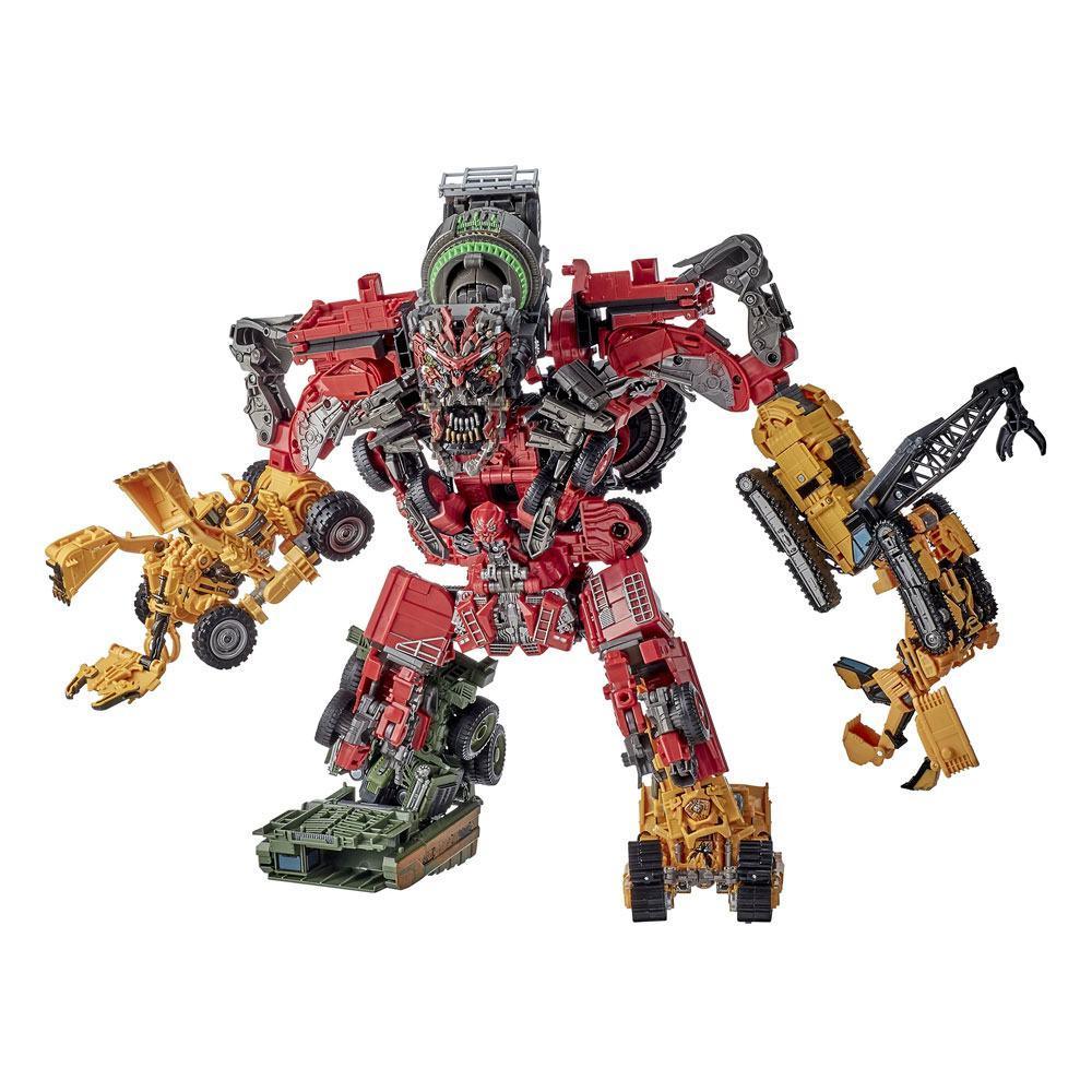 Devastator hasbro transformers 1