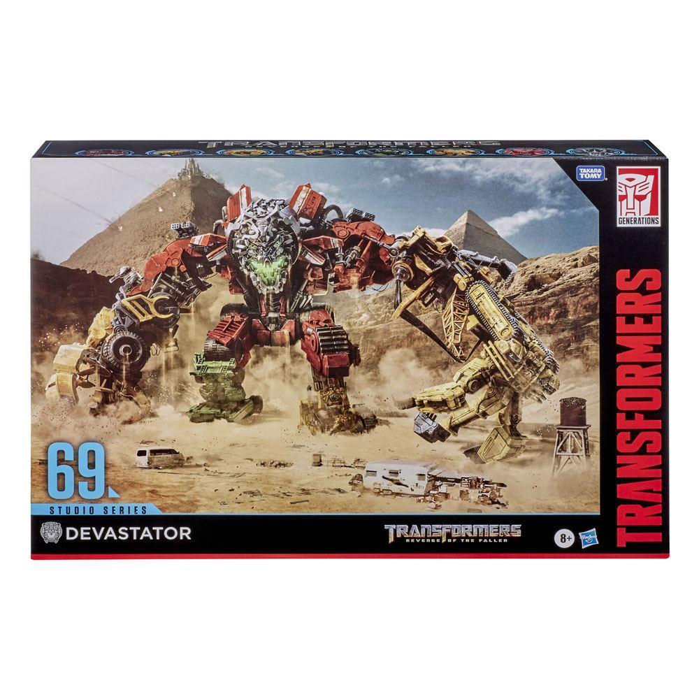 Devastator hasbro transformers 2