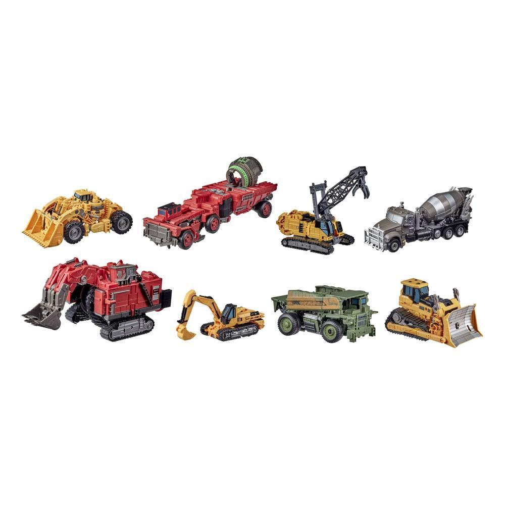 Devastator hasbro transformers 3