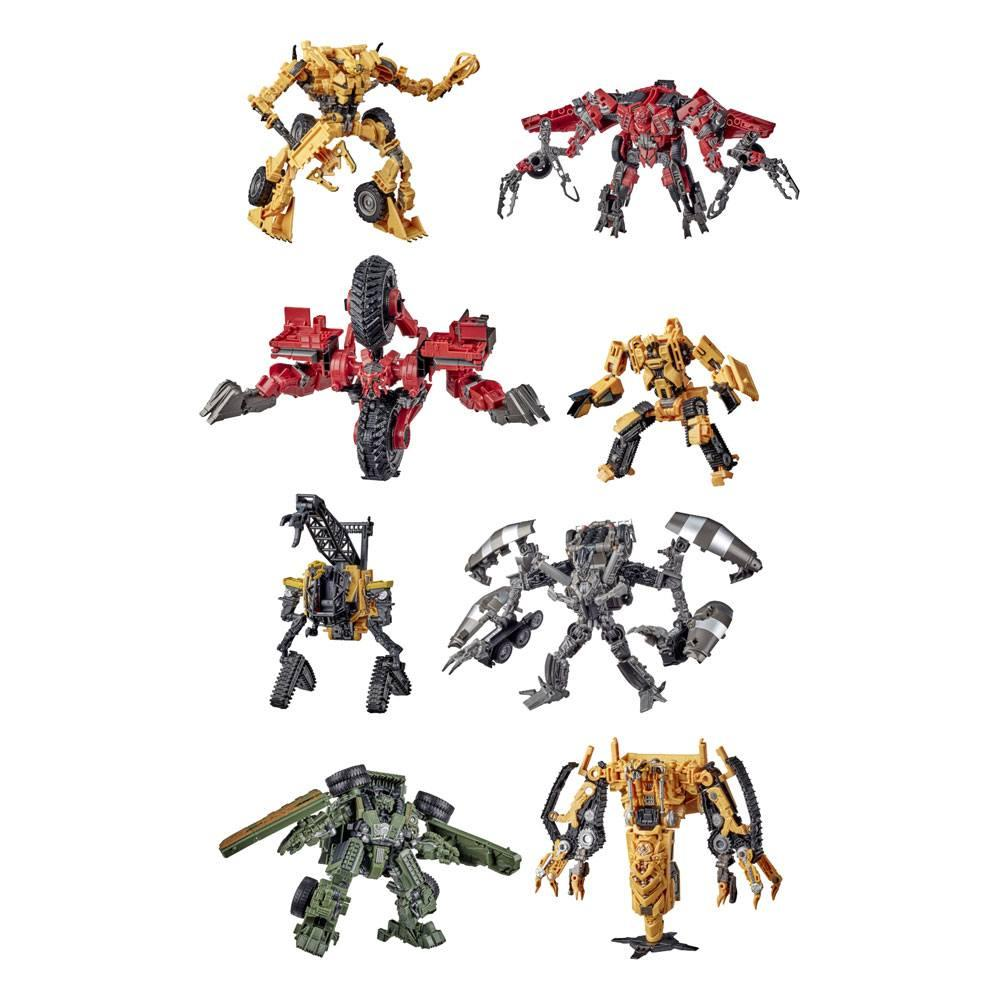 Devastator hasbro transformers 6