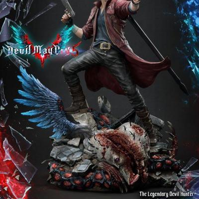 Devil May Cry 5 statuette 1/4 Dante 74 cm