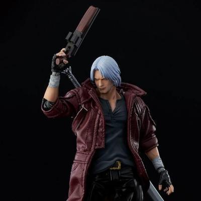Devil May Cry 5 figurine 1/12 Dante Deluxe Version 16 cm