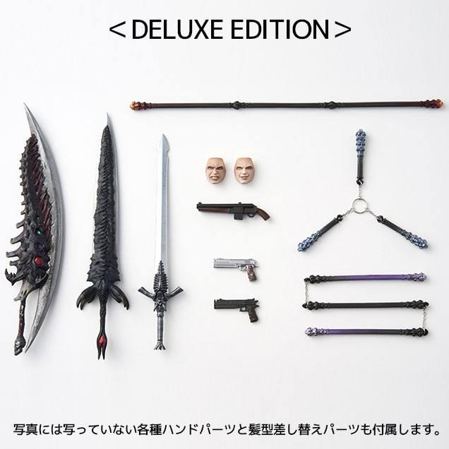 Devil may cry 5 figurine 112 dante deluxe version 16 cm 7