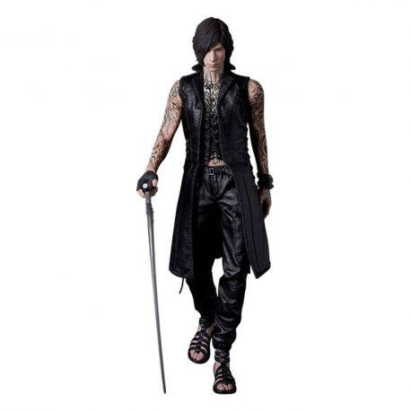 Devil may cry 5 figurine 16 v asmus collectible toys