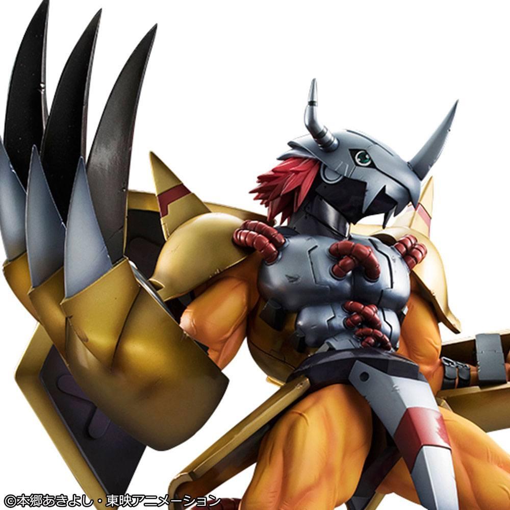 Digimon adventure g e m series statuette 25cm suukoo toys megahouse 3