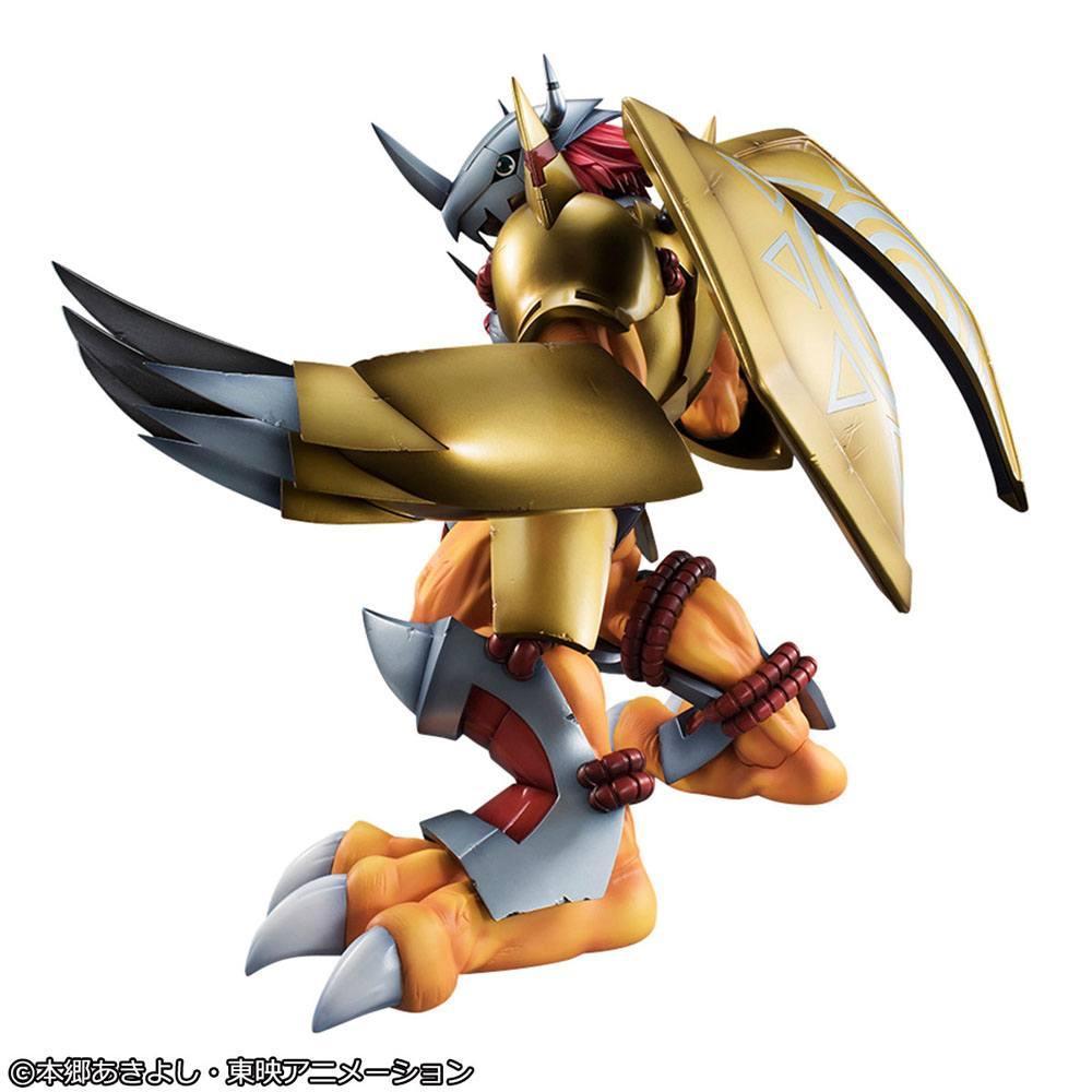 Digimon adventure g e m series statuette 25cm suukoo toys megahouse 5