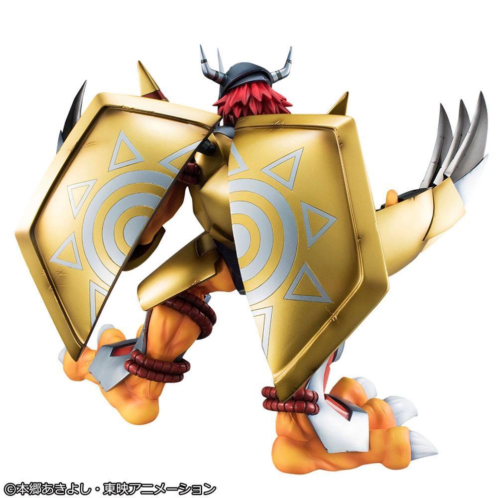 Digimon adventure g e m series statuette 25cm suukoo toys megahouse 6