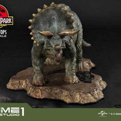 Jurassic Park statuette 1/10 Art Scale Dilophosaurus 18 cm