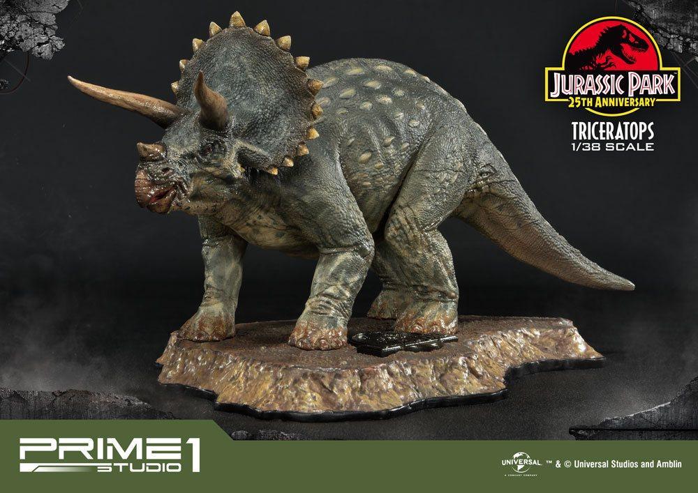 Dinausure jurassic park prime1studio suukoo toys collection statuette 8