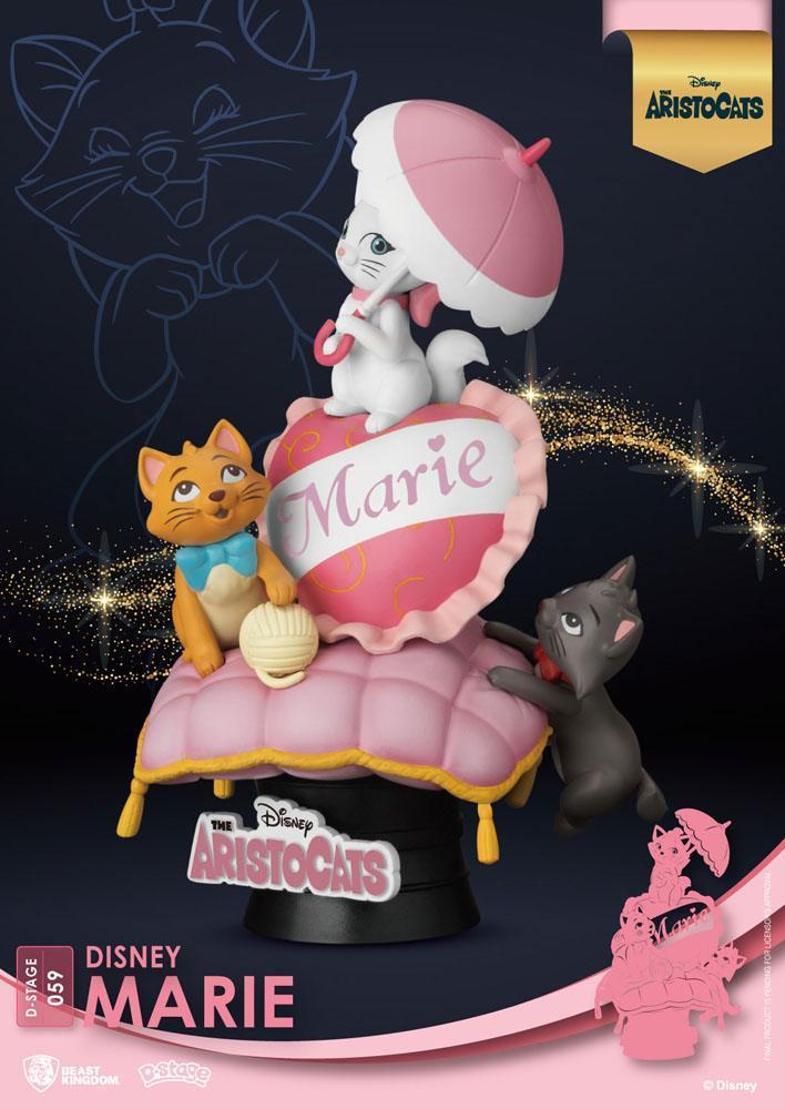 Disney classic animation series diorama 1