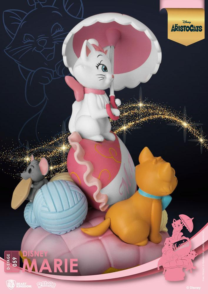 Disney classic animation series diorama 3