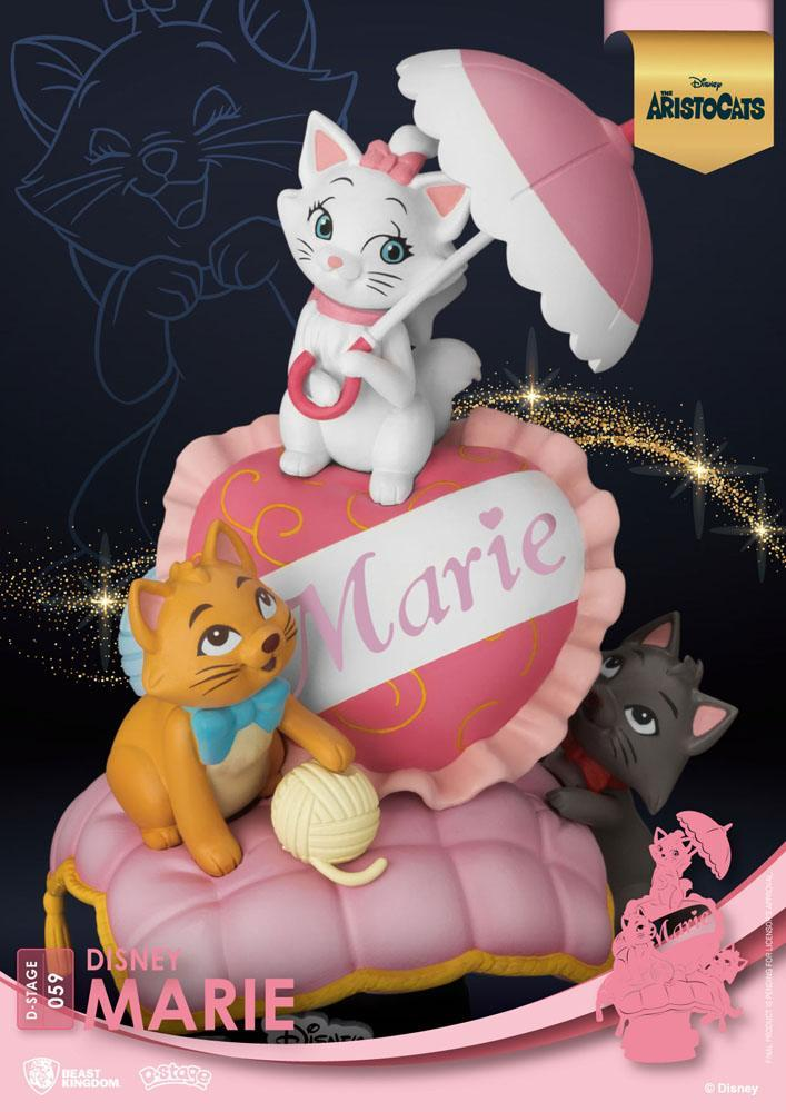 Disney classic animation series diorama 4