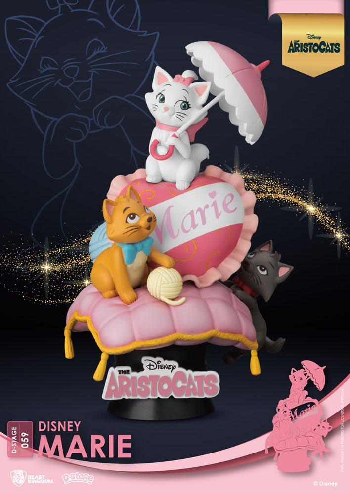 Disney classic animation series diorama 5
