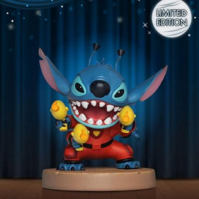 Disney Classic Series figurine Mini Egg Attack Stitch Space Suit 8 cm