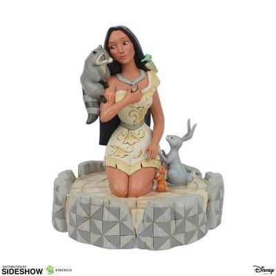 Disney statuette White Woodland Pocahontas 19 cm