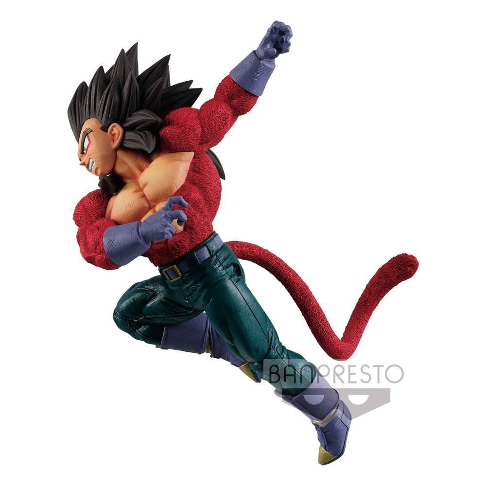Dragon ball gt super saiyan 4 vegeta statuette pvc 18 cm 2