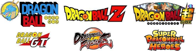 Dragon ball logo suukoo toys