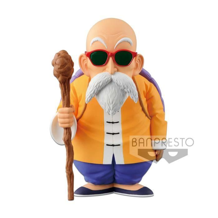 Dragon ball master roshi banpresto figure 15cm