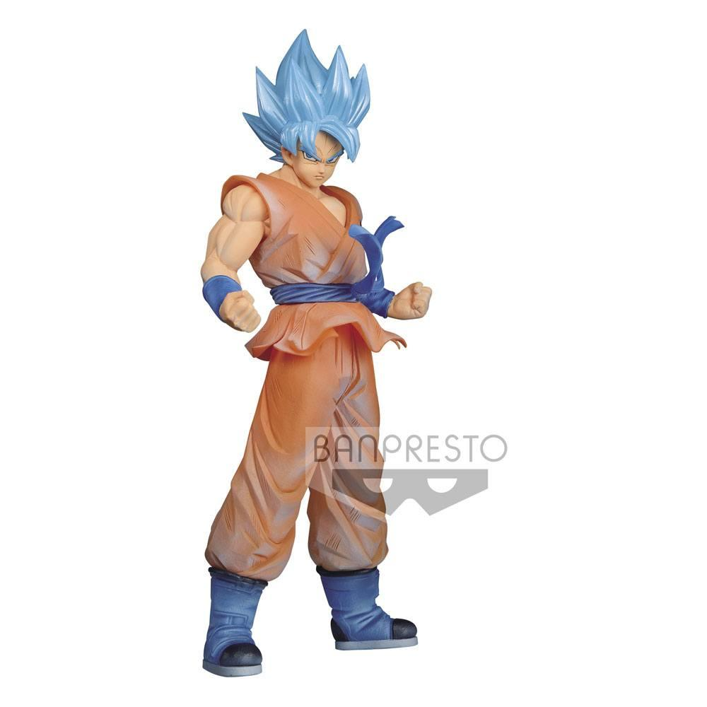Dragon ball super banpresto clearise super saiyan god super saiyan son goku 1