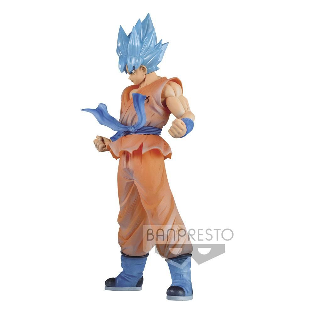 Dragon ball super banpresto clearise super saiyan god super saiyan son goku 2