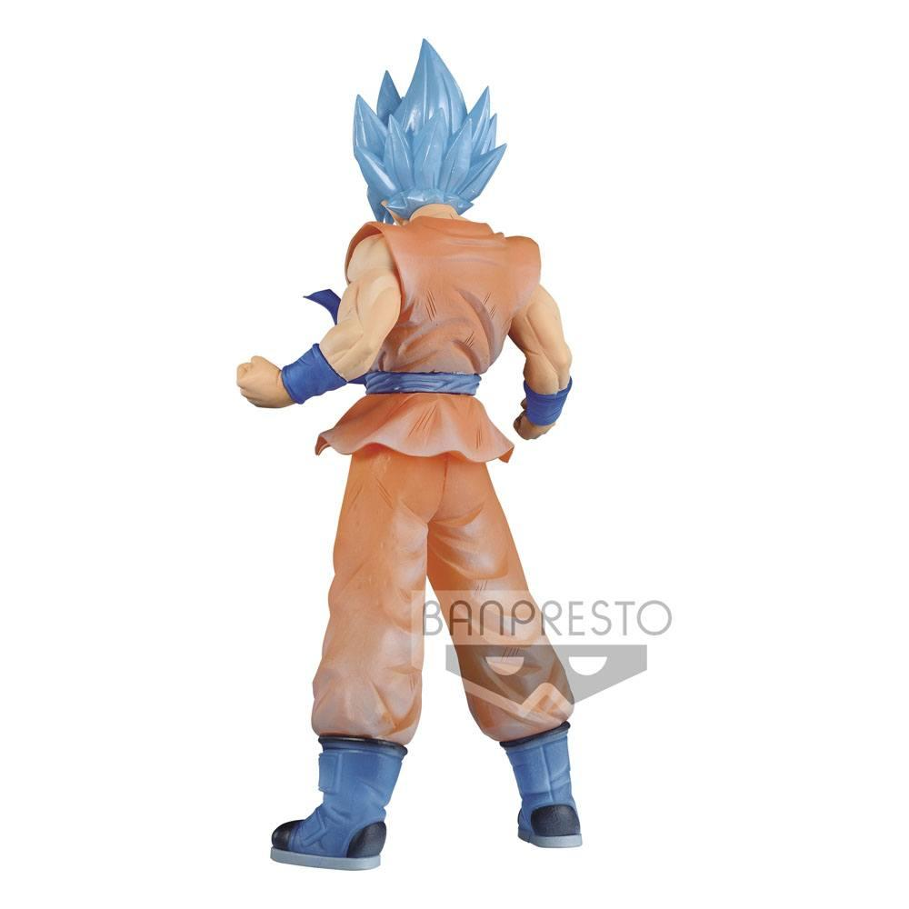 Dragon ball super banpresto clearise super saiyan god super saiyan son goku 3