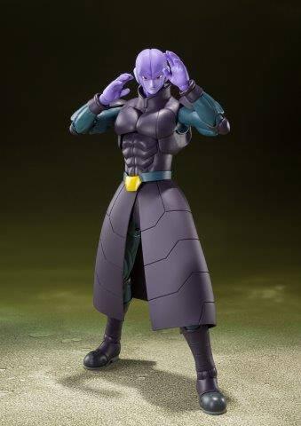 Dragon ball super figurine s h figuarts hit 17 cm 1