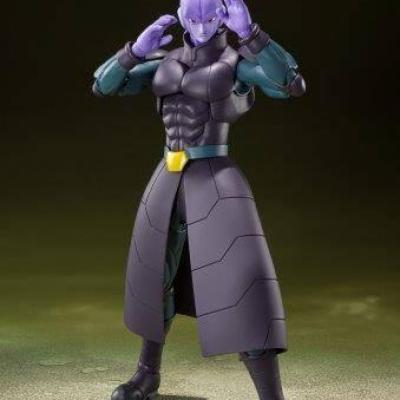 Dragon Ball Super figurine S.H. Figuarts Hit 17 cm
