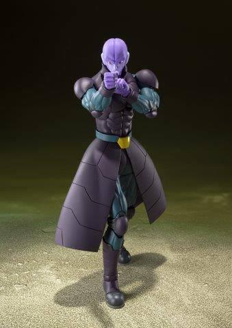 Dragon ball super figurine s h figuarts hit 17 cm 2