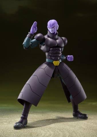 Dragon ball super figurine s h figuarts hit 17 cm 3