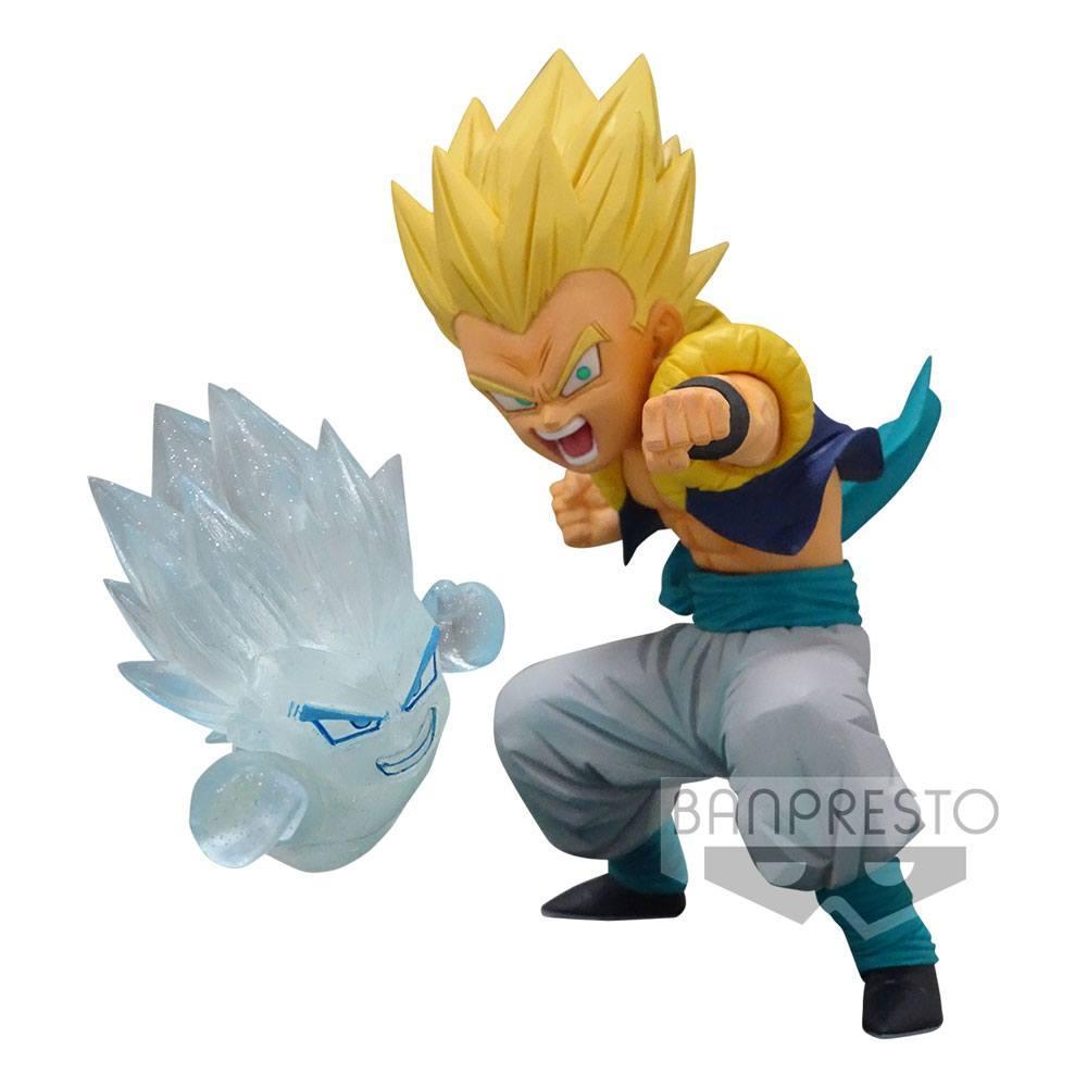 Dragon ball super statuette pvc g x materia the gotenks 11 cm 1