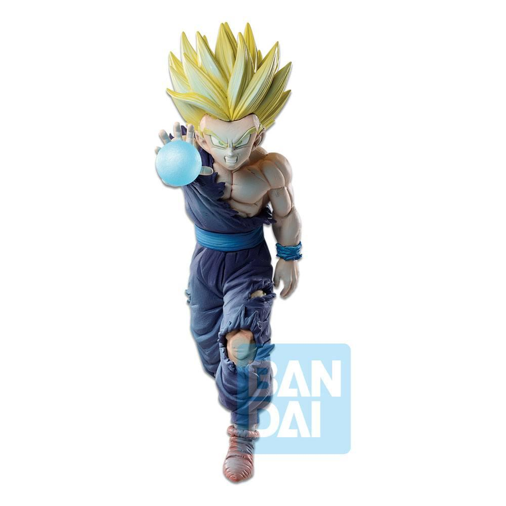 Dragon ball super statuette pvc ichibansho super saiyan 2 gohan youth 14 cm 1
