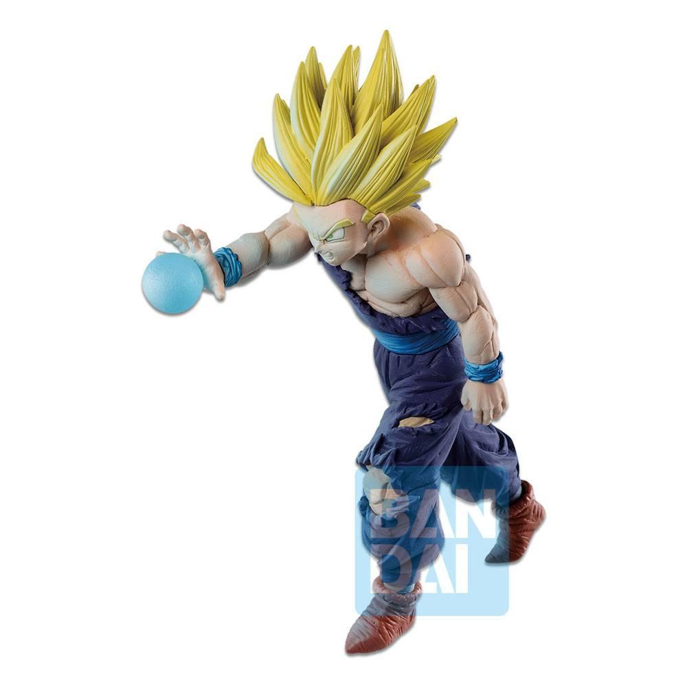 Dragon ball super statuette pvc ichibansho super saiyan 2 gohan youth 14 cm 2
