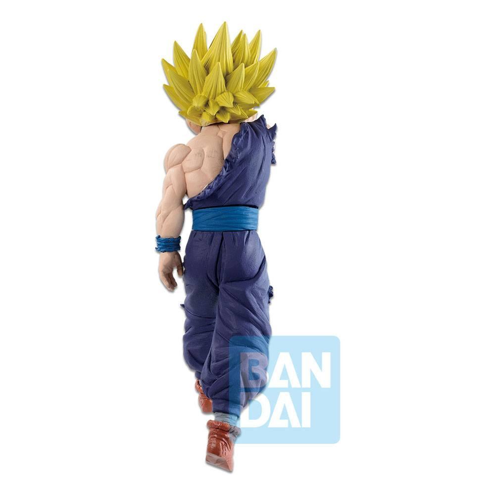 Dragon ball super statuette pvc ichibansho super saiyan 2 gohan youth 14 cm 3