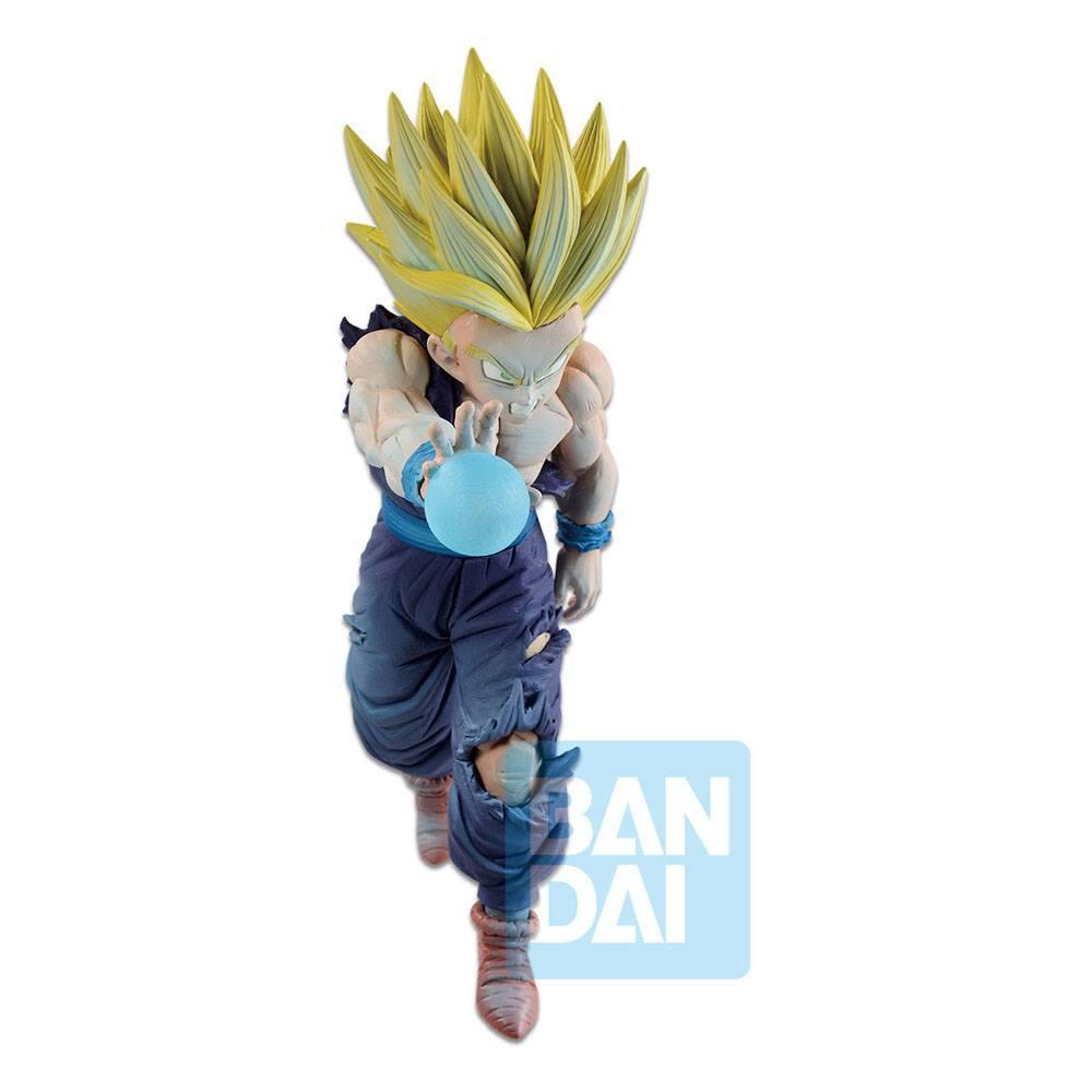 Dragon ball super statuette pvc ichibansho super saiyan 2 gohan youth 14 cm 4